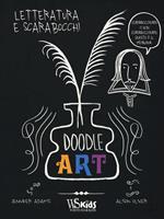 Doodle art. Letteratura e scarabocchi