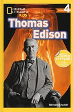 Thomas Edison. Livello 4. Ediz. a colori
