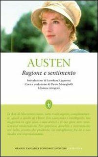 Ragione e sentimento. Ediz. integrale - Jane Austen - copertina