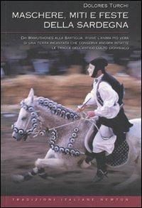 Maschere, miti e feste della Sardegna - Dolores Turchi - copertina