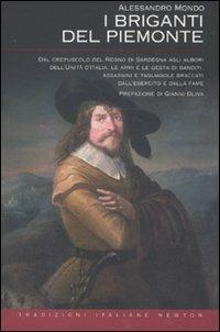 I briganti del Piemonte - Alessandro Mondo - copertina