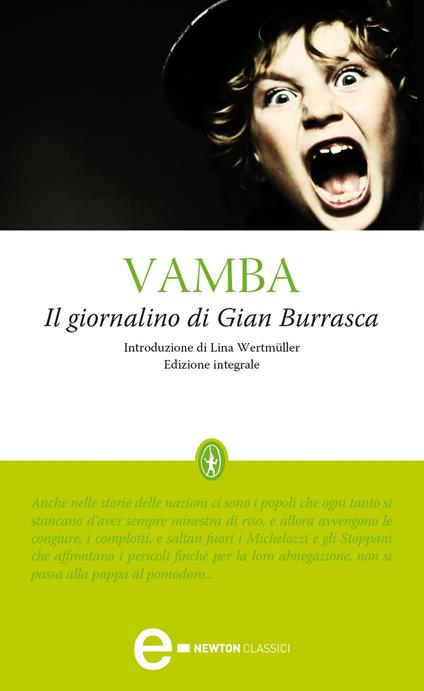 Il giornalino di Gian Burrasca. Ediz. integrale - Vamba - ebook