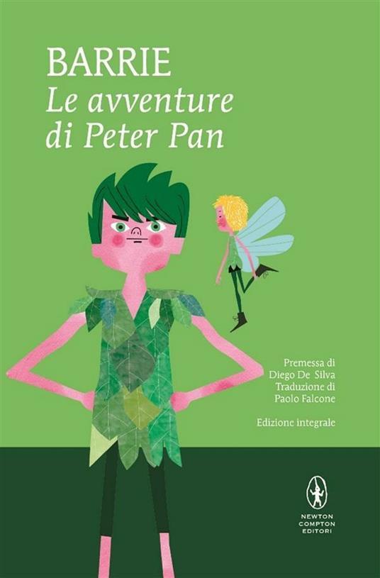 Le avventure di Peter Pan. Ediz. integrale - Paolo Falcone,James Matthew Barrie - ebook