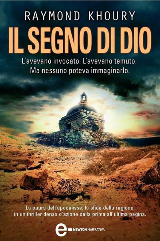 Il segno di Dio - F. Graziosi,Raymond Khoury - ebook