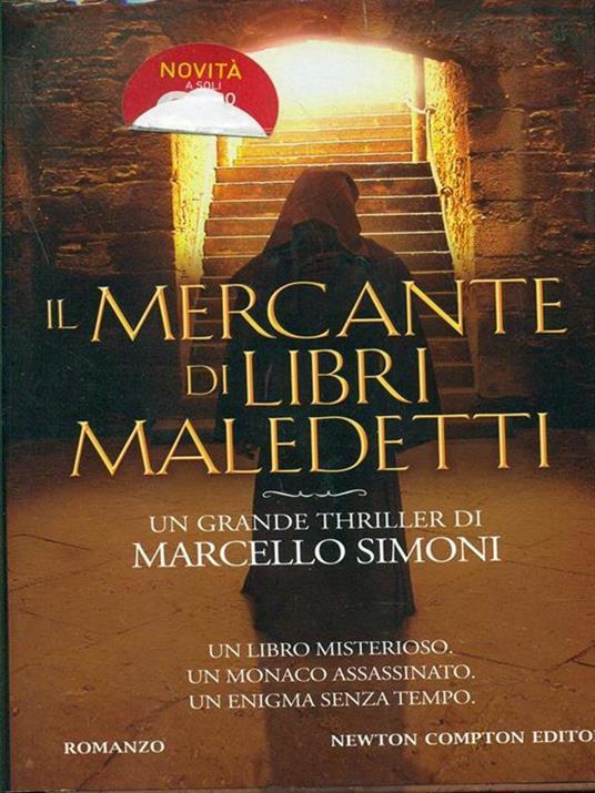 Il mercante di libri maledetti - Marcello Simoni - 2