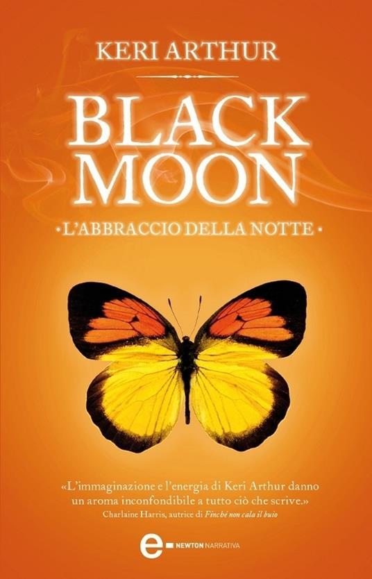 L' abbraccio della notte. Black moon - M. Ricci,Keri Arthur - ebook