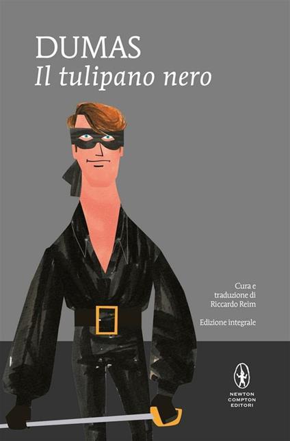 Il tulipano nero. Ediz. integrale - Alexandre Dumas,Riccardo Reim - ebook