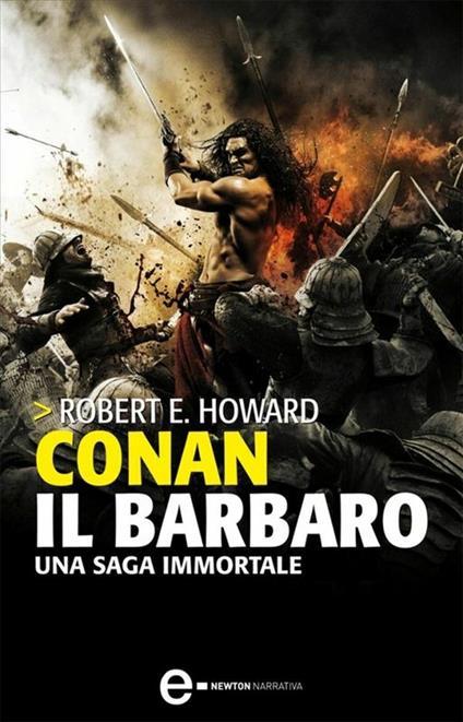 Conan il barbaro. Ediz. integrale - G. Riverso,G. L. Staffilano,R. Valla,S. Fusco - ebook