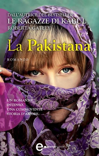 La pakistana - A. Di Giovanni,Roberta Gately - ebook