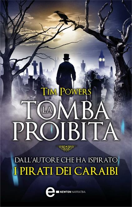 La tomba proibita - P. Vitale,Tim Powers - ebook