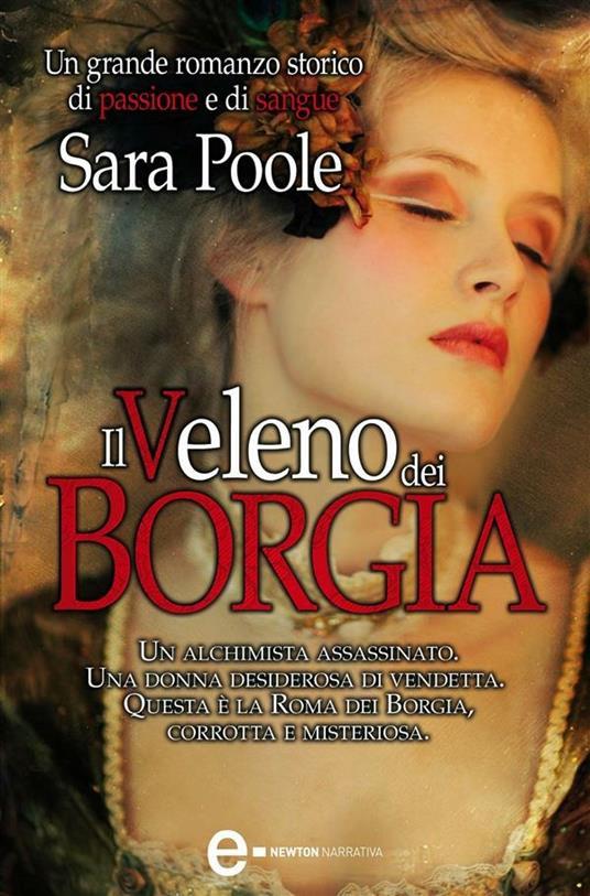 Il veleno dei Borgia - A. Ricci,Sara Poole - ebook