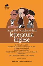 I magnifici 7 capolavori della letteratura inglese: Tempi difficili-Lo strano caso del Dr. Jekyll e Mr. Hyde-Cuore di tenebra... Ediz. integrale