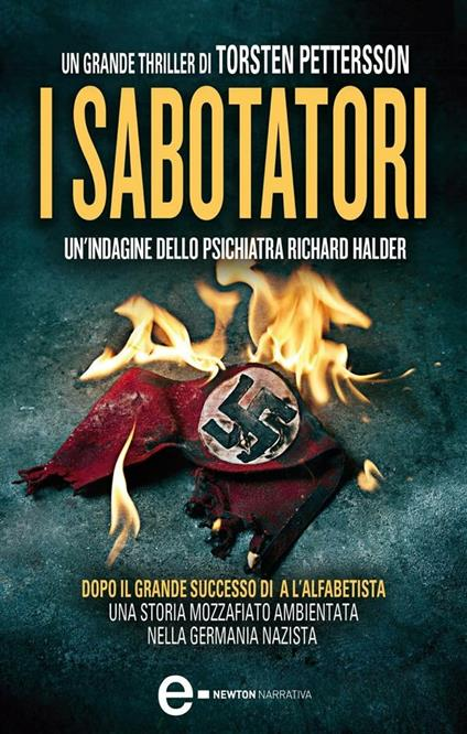 I sabotatori - M. Cocco,Torsten Pettersson - ebook