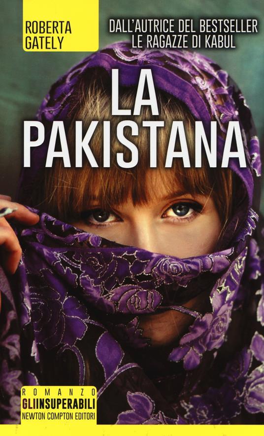 La pakistana - Roberta Gately - copertina