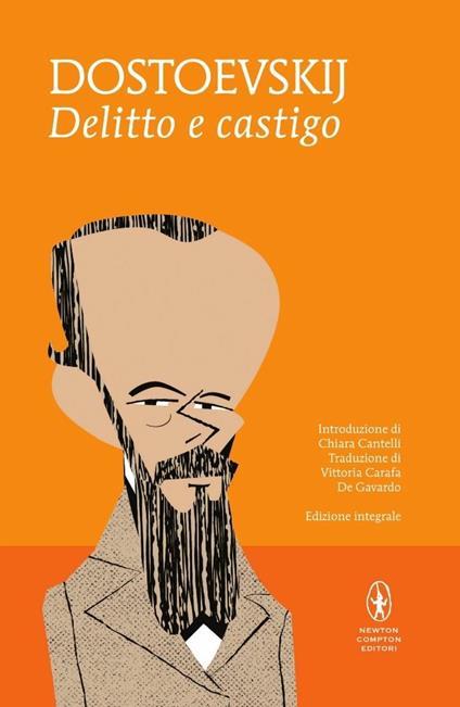 Delitto e castigo. Ediz. integrale - Fëdor Dostoevskij - copertina