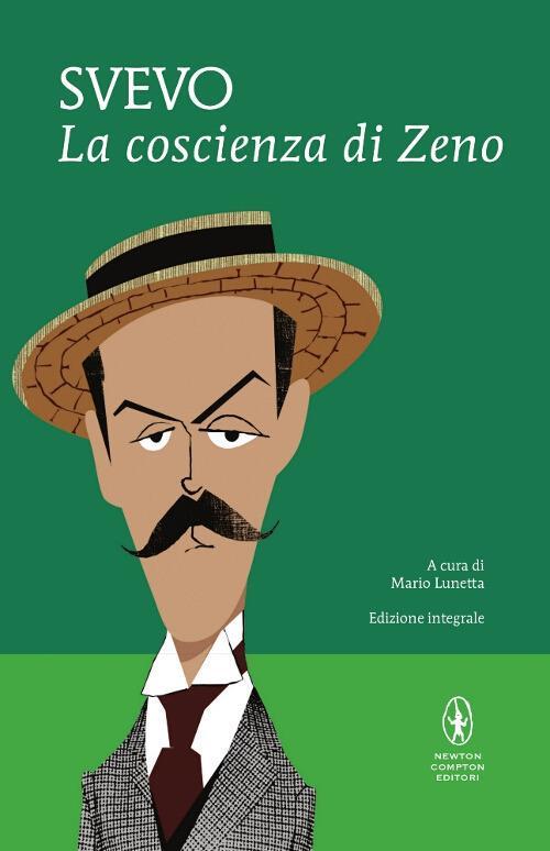 La coscienza di Zeno. Ediz. integrale - Italo Svevo - copertina