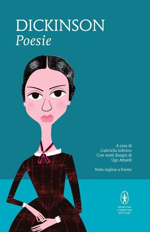 Poesie. Testo inglese a fronte - Emily Dickinson - copertina