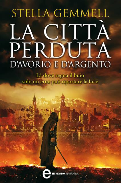 La città perduta d'avorio e d'argento - Stella Gemmell,G. Pilo - ebook