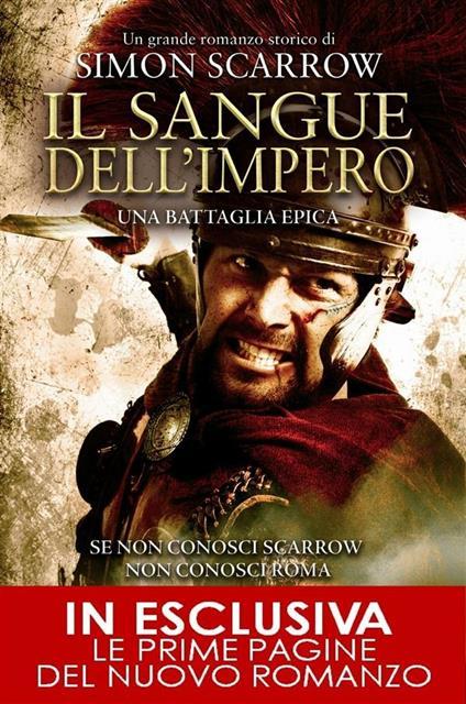 Il sangue dell'impero - Simon Scarrow,Elisabetta Colombo,Gian Paolo Gasperi - ebook