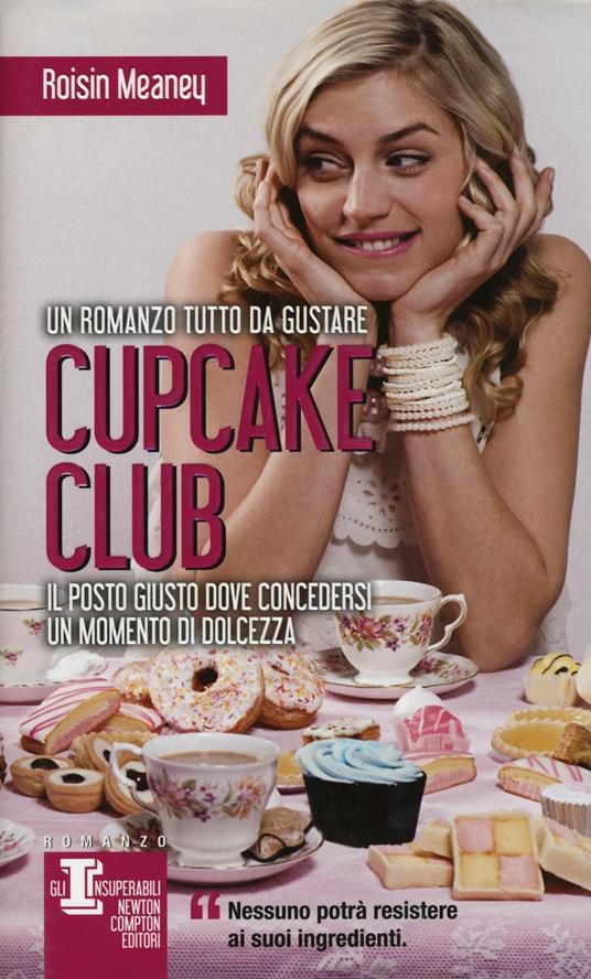 Cupcake club - Roisin Meaney - copertina