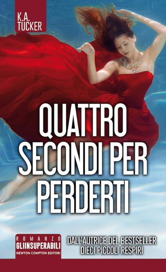 Quattro secondi per perderti - Rosa Prencipe,Andrea Russo,K. A. Tucker - ebook