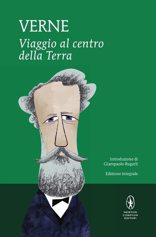 Viaggio al centro della terra. Ediz. integrale - Jules Verne - copertina