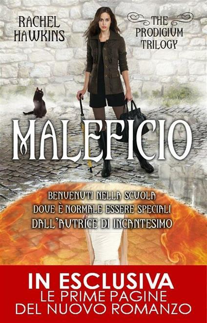 Maleficio. The Prodigium trilogy - C. Serretta,Rachel Hawkins - ebook
