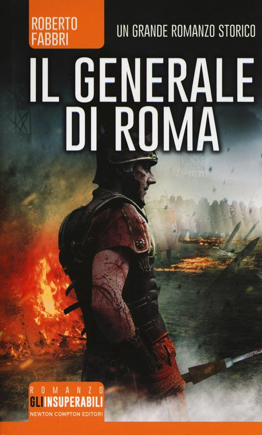 Il generale di Roma - Roberto Fabbri - copertina