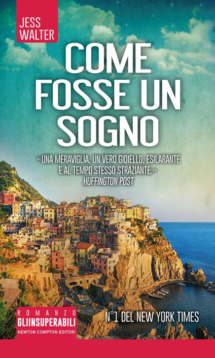 Come fosse un sogno - Jess Walter,Anna Leoncino - ebook