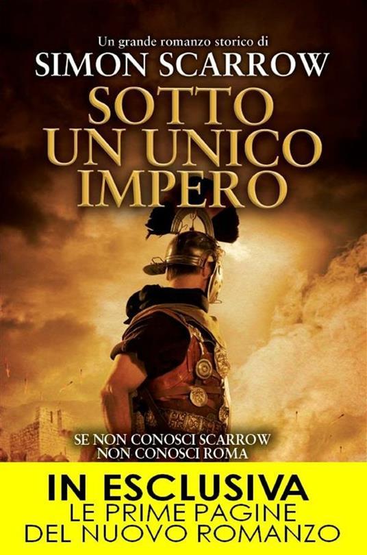 Sotto un unico impero - Simon Scarrow,Cristina Giotti - ebook