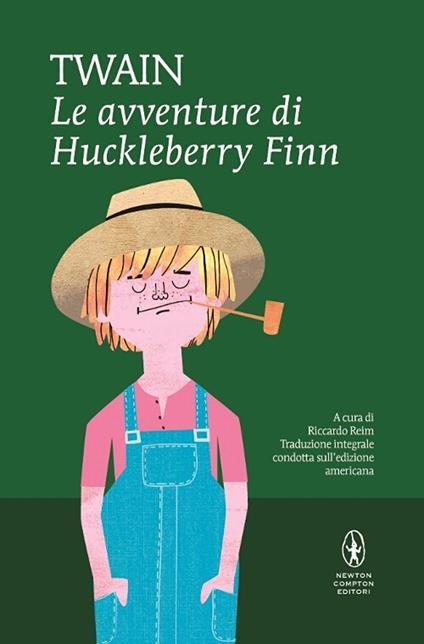 Le avventure di Huckleberry Finn. Ediz. integrale - Mark Twain - copertina