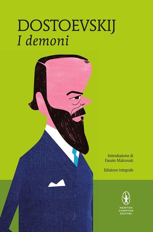 I demoni. Ediz. integrale - Fëdor Dostoevskij - copertina