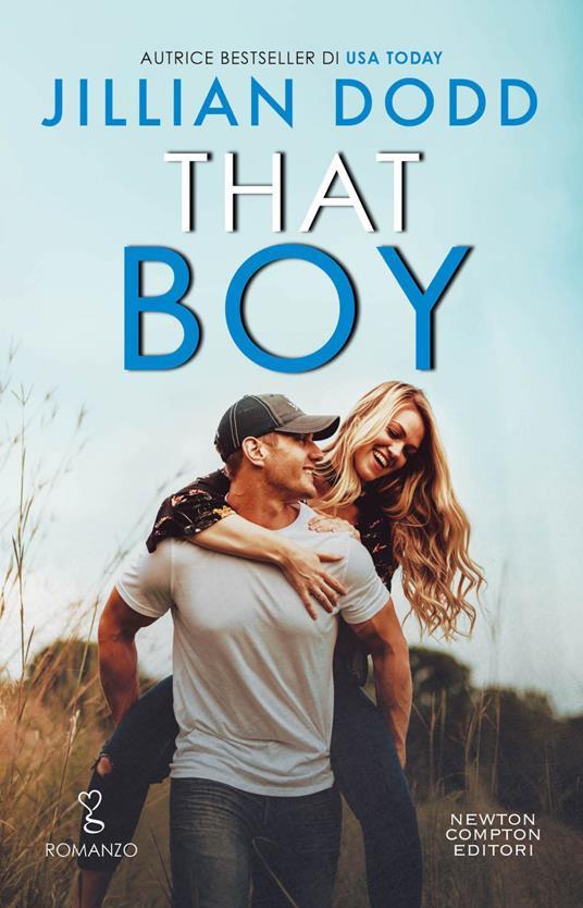 That Boy - Erica Farsetti,Jillian Dodd - ebook