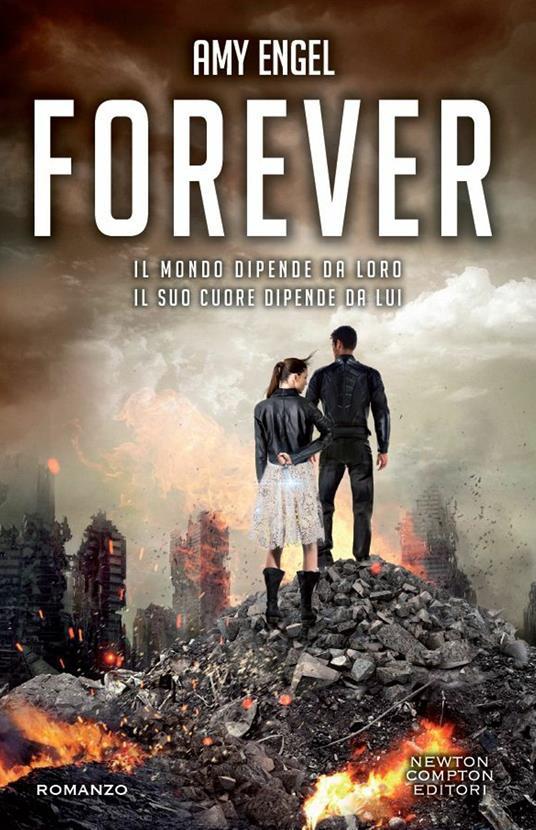 Forever. The Ivy series - Sara Rognoni,Amy Engel - ebook