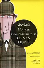 Sherlock Holmes. Uno studio in rosso. Ediz. integrale