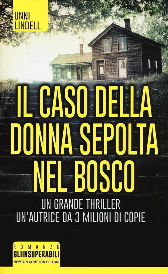 Il caso della donna sepolta nel bosco - Unni Lindell - copertina