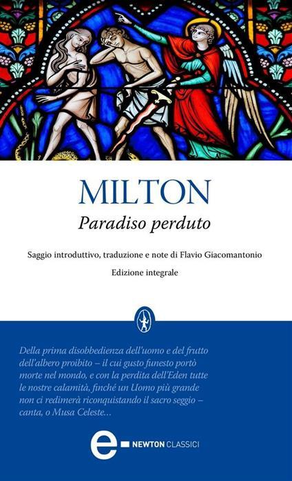 Paradiso perduto. Ediz. integrale - Flavio Giacomantonio,John Milton - ebook