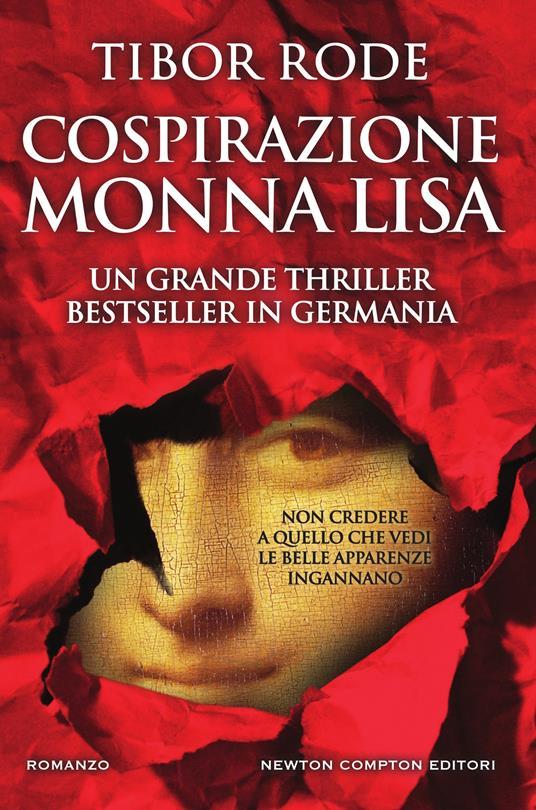 Cospirazione Monna Lisa - Angela Ricci,Tibor Rode,Alessandra Milanese - ebook