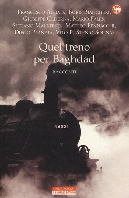 Quel treno per Baghdad - copertina