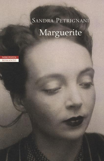 Marguerite - Sandra Petrignani - copertina