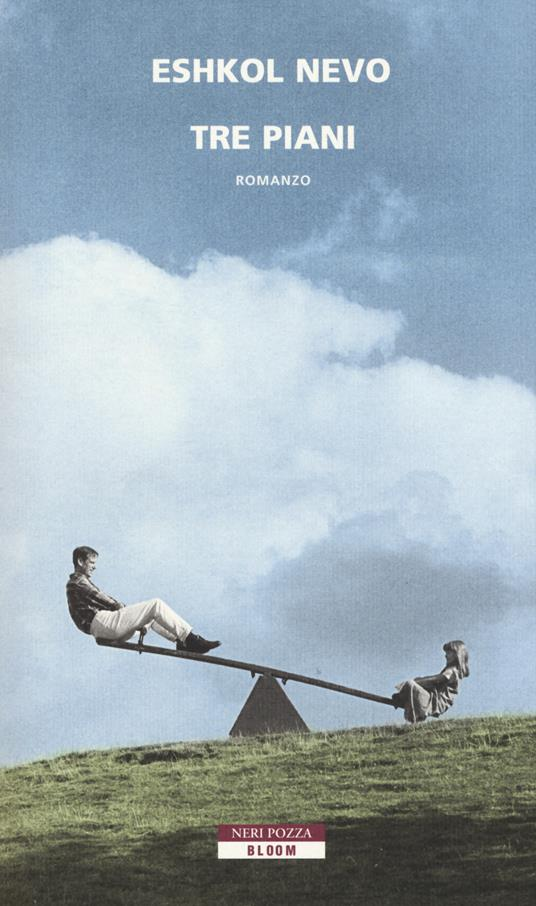 Tre piani - Eshkol Nevo - copertina