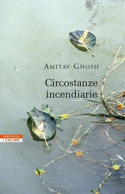 Circostanze incendiarie - Anna Nadotti,Amitav Ghosh - ebook
