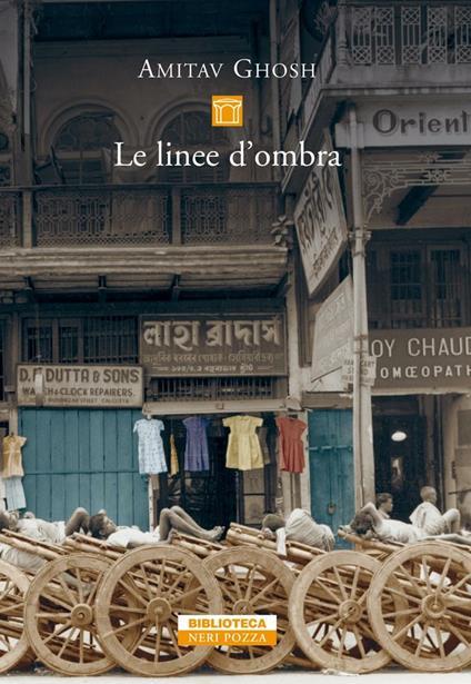 le linee d'ombra - Anna Nadotti,Amitav Ghosh - ebook