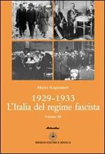 1929-1933. L'Italia del regime fascista