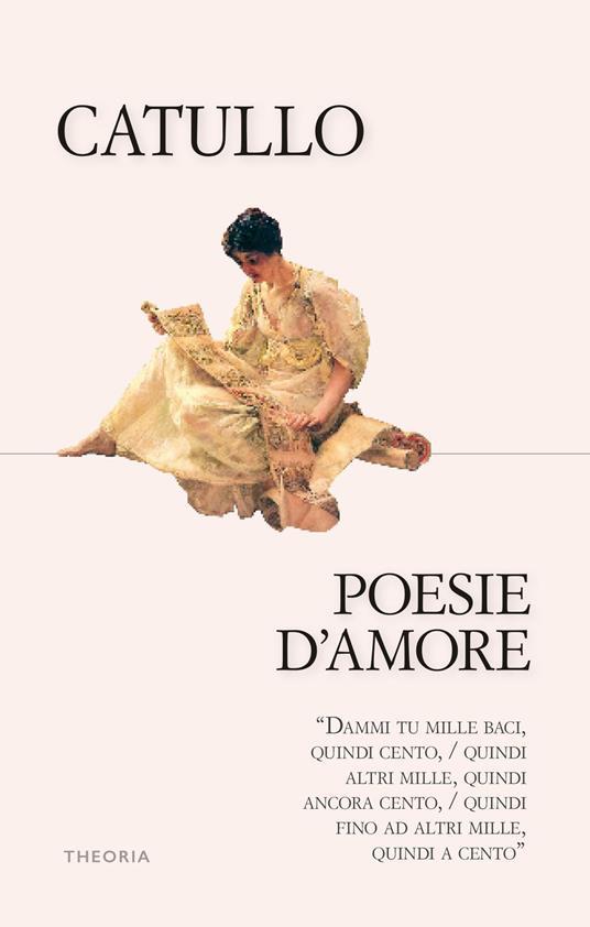 Poesie d'amore - G. Valerio Catullo - copertina