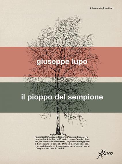 Il pioppo del Sempione - Giuseppe Lupo - ebook