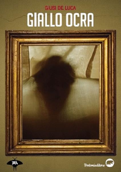 Giallo ocra - Giusi De Luca - copertina