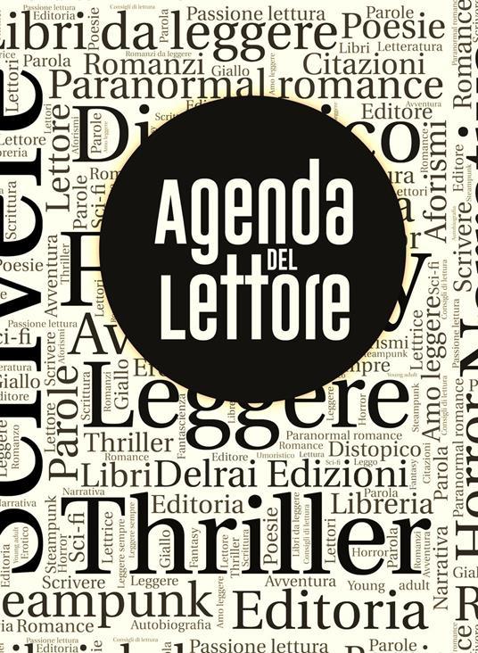 Agenda del lettore - copertina