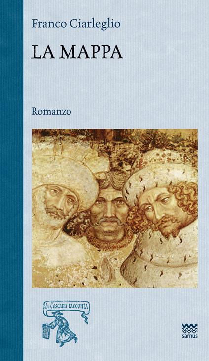 La mappa - Franco Ciarleglio - copertina