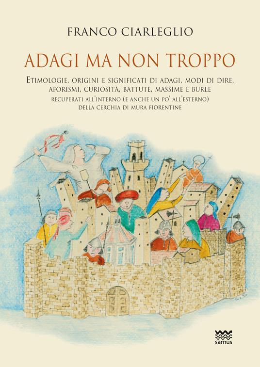 Adagi ma non troppo - Franco Ciarleglio - copertina